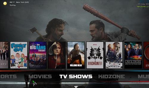 To Best Kodi List cellar door tv pic 2
