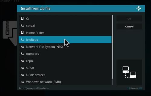 How to Install Scrubs Kodi Add-on with Screenshots step 11