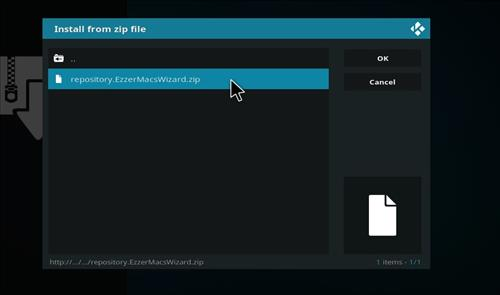 How to Install Breezz RD Kodi Build 18 Leia step 12