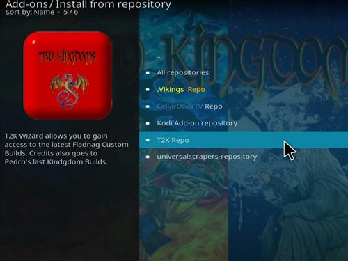 How to Install Fladnag Kodi Add-on with Screenshots step 15
