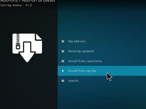 How to Install Iberika Live Kodi Add-on with Screenshots step 10