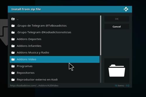 How to Install Iberika Live Kodi Add-on with Screenshots step 12