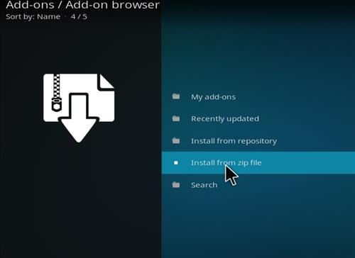 How to Install Seren Kodi Add-on with Screenshots step 10