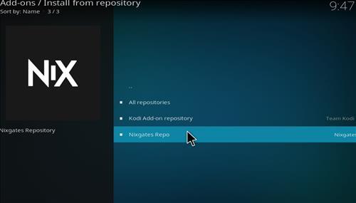 How to Install Seren Kodi Add-on with Screenshots step 15