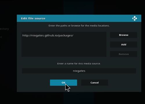 How to Install Seren Kodi Add-on with Screenshots step 7