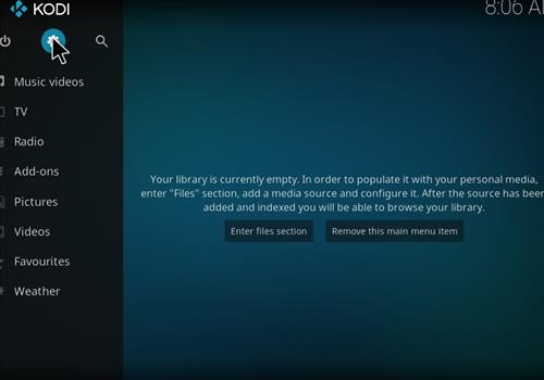 How to Install Death from Above Kodi Add-on with Screenshots step 1