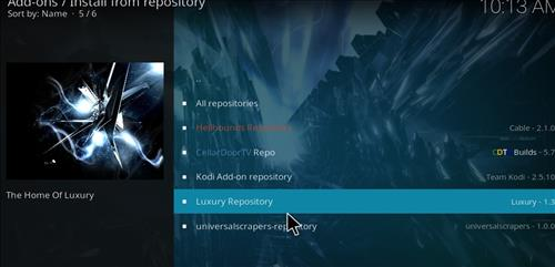 How to Install Limitless Kodi Add-on with Screenshots step 15
