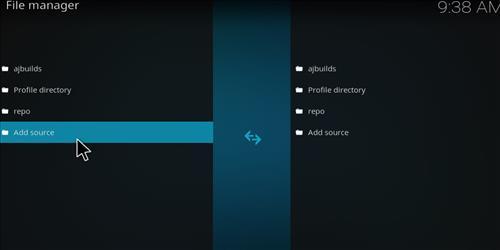 How to Install Borg Kodi Add-on with Screenshots step 3