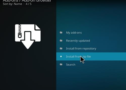 How to Install Canvas Kodi Add-on with Screenshots step 10