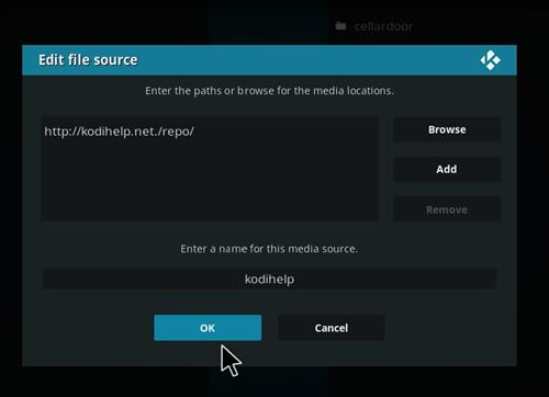 How to Install Canvas Kodi Add-on with Screenshots step 7