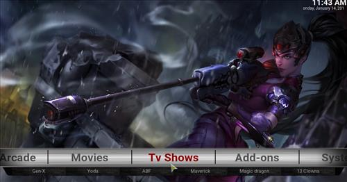 How to Install Gamer Kodi Build with Screenshots pic 2