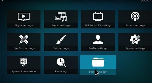 How to Install Taz Kodi Add-on with Screenshots step 2