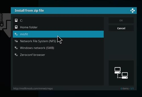How to Install Hardnox 4.2 Kodi 18 Leia Build step 11