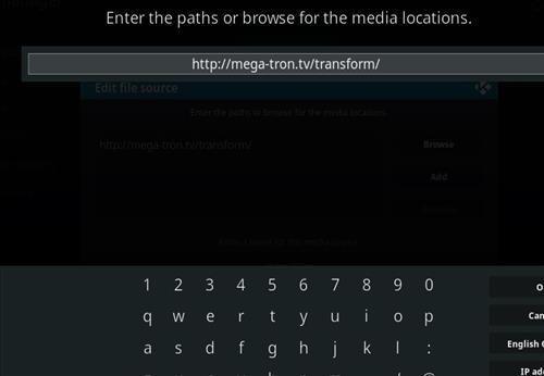 How to Install Exodus Add-on Kodi 18 Leia step 5
