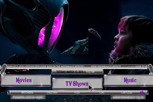 How to Install Passion Led us Here Kodi 18 Build Leia pic 2