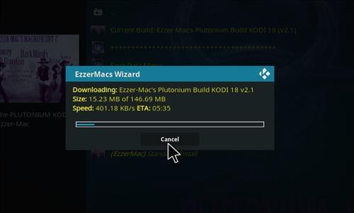 How to Install Plutonium Kodi Build 18.1 Leia step 26