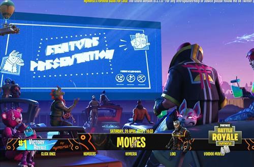 Best Working Kodi 18 Leia Nymerias Fortnite