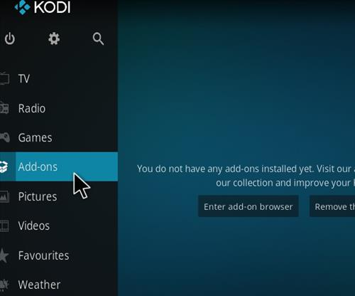 How to Install Release BB Kodi 18 Leia Add-on step 8