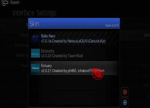 How to change the Skin back to Default Estuary duffman reloaded step 4
