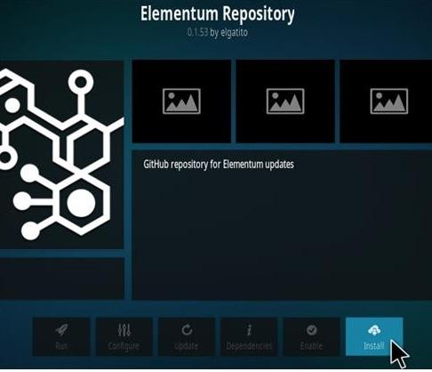 Steps To Install Elementum Kodi Addon Step 18