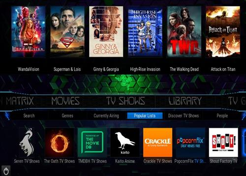 Best Working Kodi Builds 2021