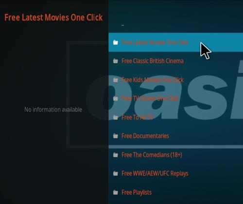 How To Install FREE Kodi 19 Matrix Movie Addon Overview