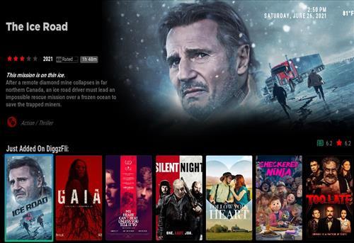 How To Install DiggzFlix Netflix Clone Build Kodi 19 Matrix Overview