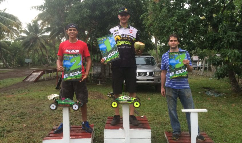 JQ Wins 1st JQRacing Event in the DR