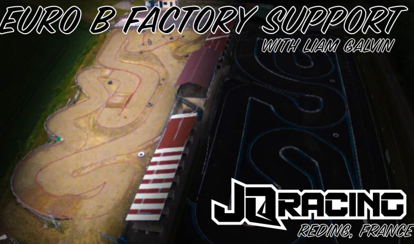 JQRacing Factory Support at B-Euros