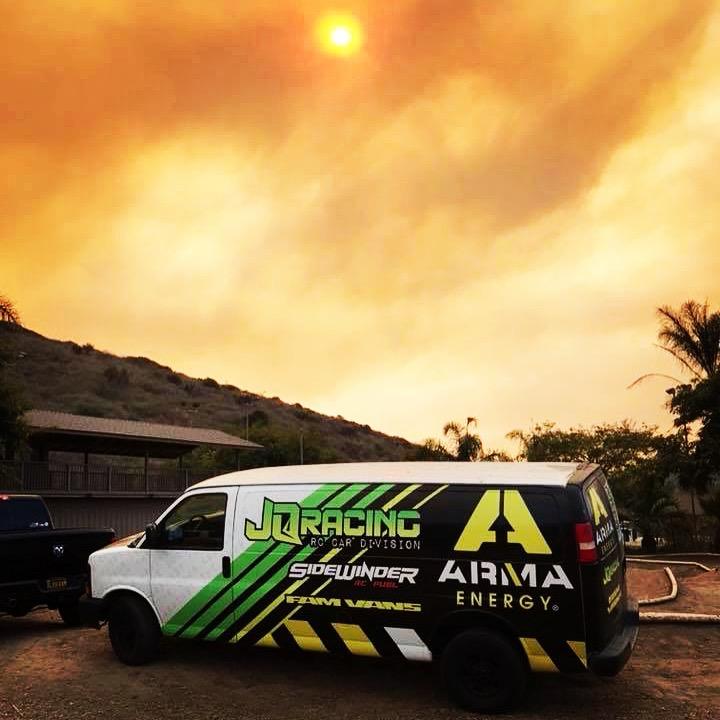 BLACK Edition News Wk. 7 – Setup for Santa Barbara