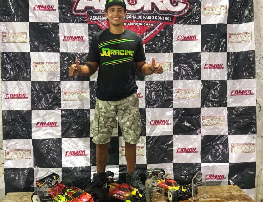 Sikora DR Champion for JQRacing