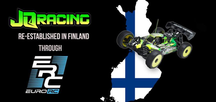 JQRacing Re-Established in Finland