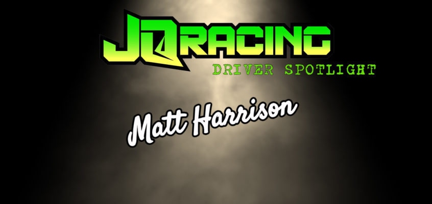 Driver Spotlight: Matt Harrison