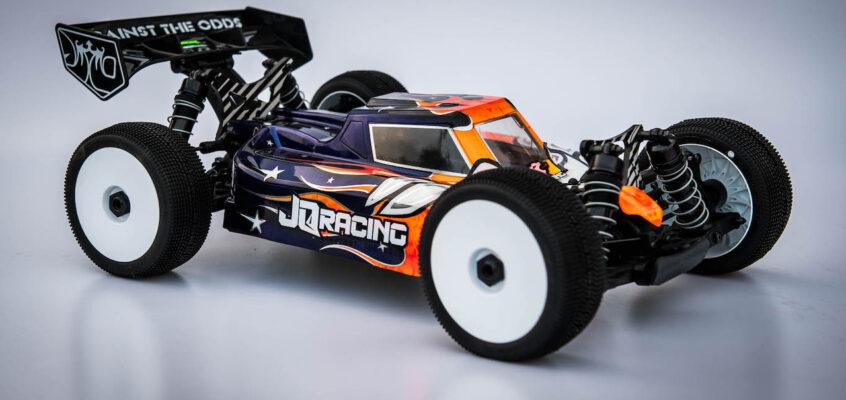 JQRacing BLACK Edition eCar Released!