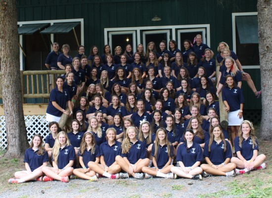 Camp Alleghany Counselors 2012