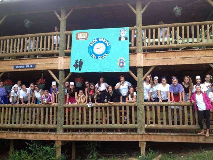 Banquet t Camp Alleghany