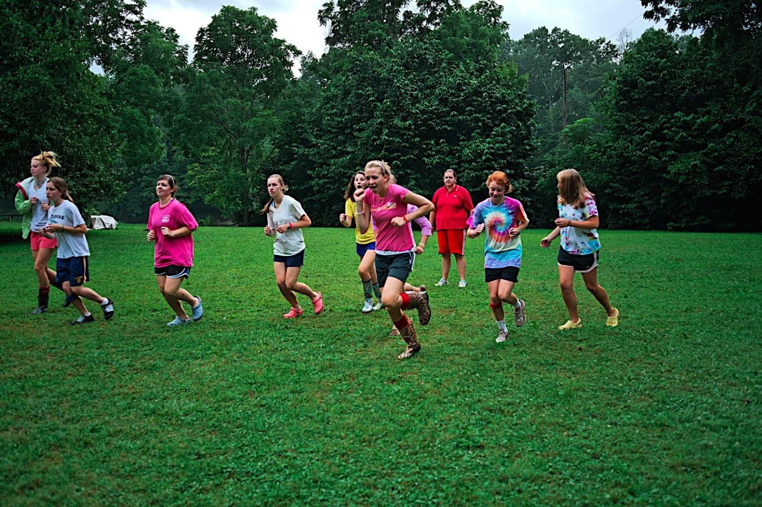 Camp fitness