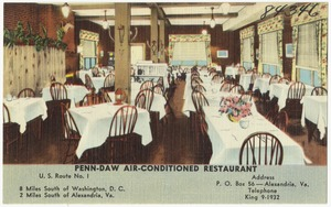 Penn-Daw Dining Room 2