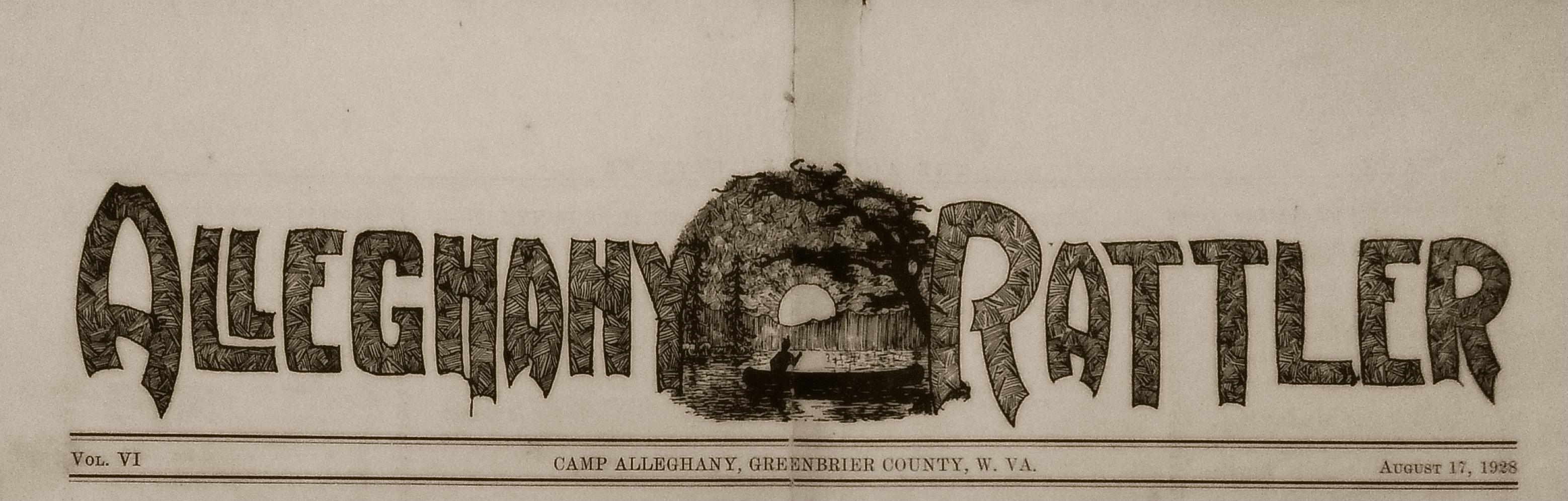 Camp newspaper