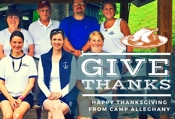 Camp Alleghany administration