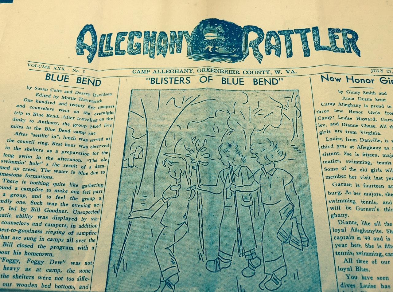 Camp Newspapers
