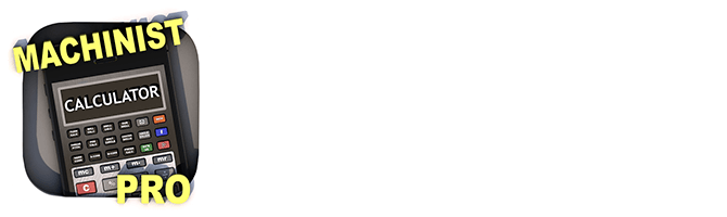 Machinist calculator