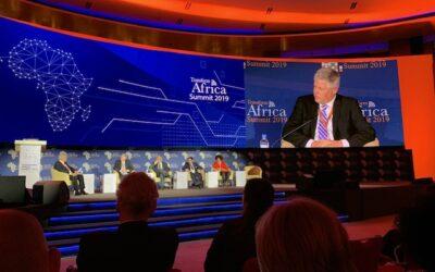 Newdea at Transform Africa Summit 2019