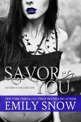 savor you cover