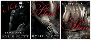 Kylie Scott collage