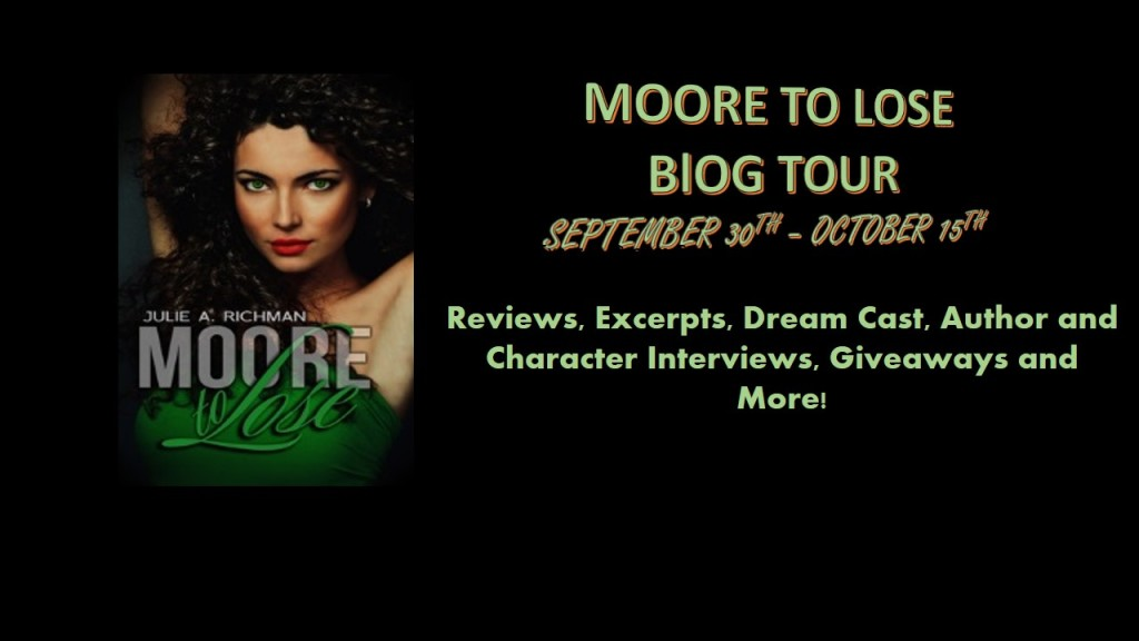 moore to lose blog tour