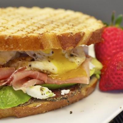 California Breakfast Sandwich