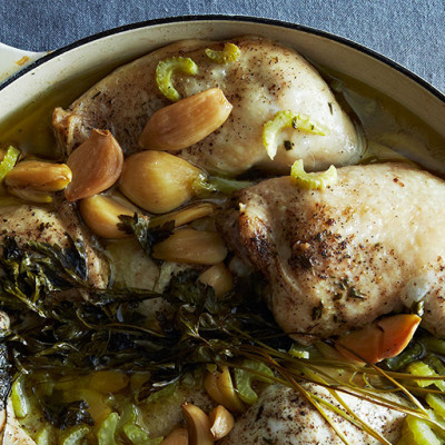 Chicken 40 Garlic Cloves Recipes