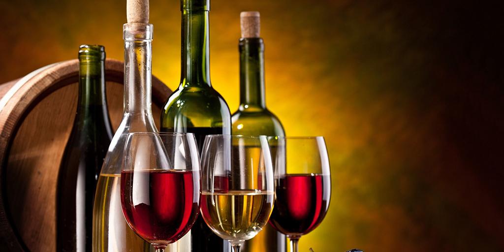 Open Wine Bottles