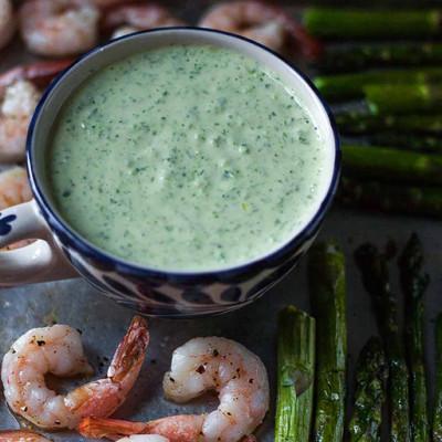 Best Ever Green Goddess Dressing Recipe